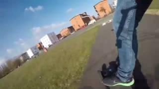 Electric Skateboard - Before work / Raw cut