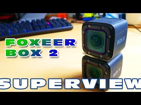 what does the Foxeer Box2\'s Superview do??