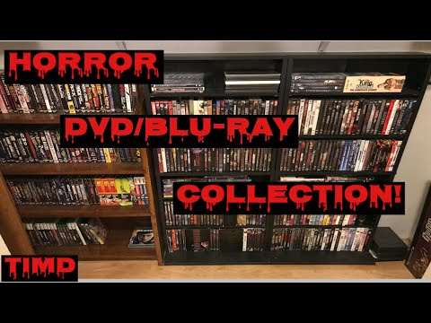My Horror DVD/Blu-Ray Collection!