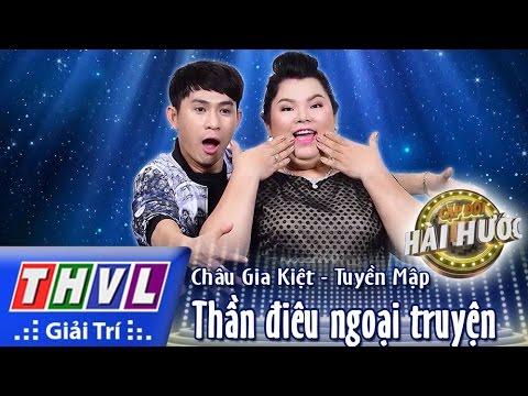 Cặp đôi hài hước Tập 4 - Châu Gia Kiệt, Tuyền Mập