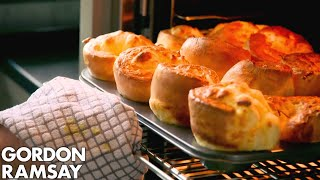 Gordon Ramsay's Yorkshire Pudding Recipe by Gordon Ramsay