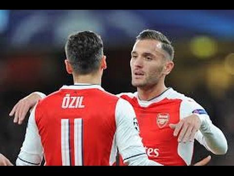 Lucas Perez Goal vs Sutton - Sutton vs Arsenal 0-1 - FA Cup 2017