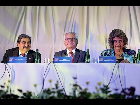 Municipios renuevan su directiva nacional con mensaje de Vicepresidente Fernández