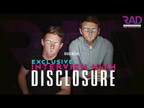 Rad Radio l Exclusive Interview with Disclosure