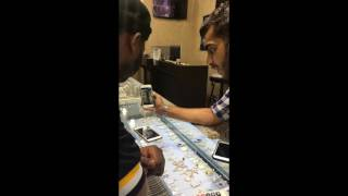 DBH Dip chopping it up with the jeweler about getting some custom piece made. In the video the jeweler is comparing one of ya'll favorite rappers piece to th...