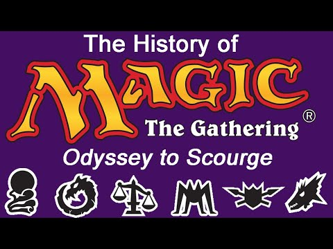 The History of Magic the Gathering Told Via a Card From Every Set 5: Odyssey-Scourge