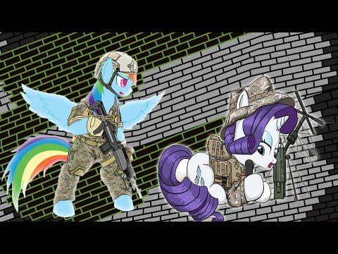 My Little Pony Army