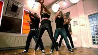 Alesha Dixon - Let's Get Excited (SOUND - 25th April '09)