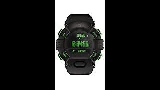 Unboxing the Razer Nabu Forged Edition Smart Watch