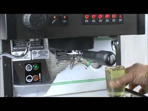 gaggia baby twin stainless steel espresso machine