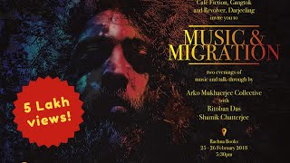 Mast Qalandar Medley - Arko Mukhaerjee Collective - Live at the Bookshop