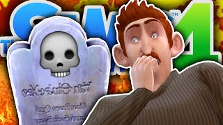 """The Sims 4 Funny Moments - SHE DIED?! NOOOO!• Leave a """"like"""" for more Sims 4 Gameplay! :D• The Sims 4 Nigel Thornberry Playlist! - http://goo.gl/vwNPJ7In today's episode of The Sims 4 with Nigel Thornberry, we try out the new DLC """"Sims 4 Dine Out"""" and go on a fancy meal with the gang to try and resolve their differences after Nigel's wife walked in on him and an Alien having sex. Yeah, it's a pretty messed up situation..------------------------------------------------If you want to see more funny videos like this one, then be sure to """"SUBSCRIBE"""" and become part of the #LemonCrew! :D (http://goo.gl/9A9Xf8)• Twitter: https://twitter.com/TheGamingLemon• Facebook: http://tinyurl.com/62fvlhj• Twitch: http://www.twitch.tv/thegaminglemon• Instagram: http://instagram.com/brad_lemon• How I record my videos: http://e.lga.to/tgl-------------------------------------------------• More information about The Sims 4:The Sims 4 is the fourth title to be released for The Sims franchise. The Sims 4 differs from it's previous title by improving past features such as the """"Create A Sim"""" tool and """"Build Mode"""", which are both optimized further for the game. Another new feature added in The Sims 4 is the ability for the Sims to feel and express emotions further. The Sims will now experience a range of emotional states driven by your actions and influenced by other Sims, events and objects within the game. The Sims 4 also offers new gameplay opportunities that are brought to life within vibrant and dynamic neighborhoods. Within The Sims 4 players can choose among beautiful and diverse properties for your Sims to live in and explore activities."""