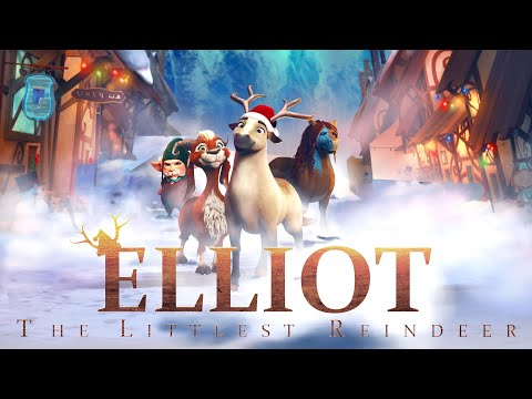 Trailer film Elliot the Littlest Reindeer