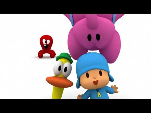 Let's Go Pocoyo- Elly's New Doll (S03E45)