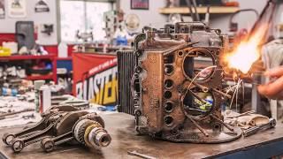 How we rebuilt our VW Beetle engine   Redline Rebuilds Explained - S1E4