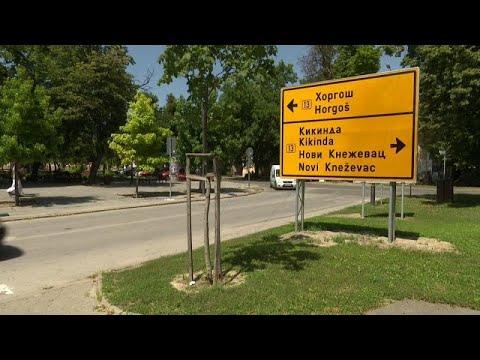 Αυτοψία στα σύνορα της Σερβίας με την Ουγγαρία