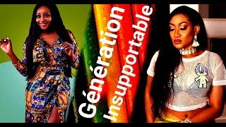 GENERATION INSUPPORTABLE 2:Films Nigerian , Nigerian Films In French INI EDO, Oge Okoye