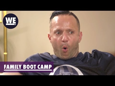 Top 5 Most Epic Fights | Marriage Boot Camp: Reality Stars Family Edition
