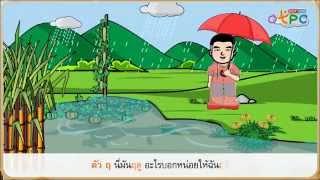 สื่อการเรียนการสอน เรียนรู้พยัญชนะ สระ และทบทวนเลขไทย ป.1 ภาษาไทย