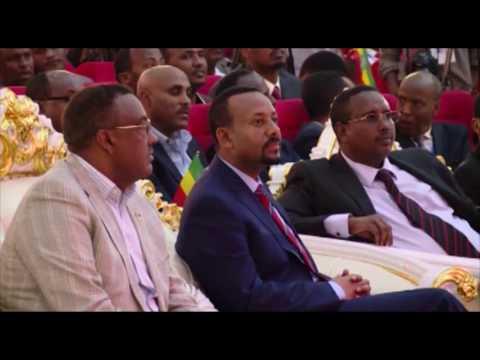 BOOQASHADII l RAYSALWASAARAHA l DALKA ETHIOPIA DR ABIY AHMED EE DEEGAANKA SOOMAALIDA ETHIOPIA l OO D