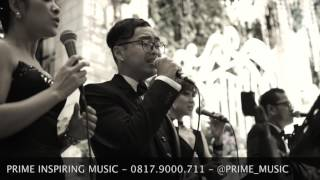 Can You Fell The Love Tonight (Cover) - Prime Inspiring Music - Wedding Entertainment