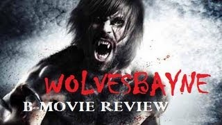 Nonton Wolvesbayne   2009 Mark Dacascos   Werewolf B Movie Review Film Subtitle Indonesia Streaming Movie Download