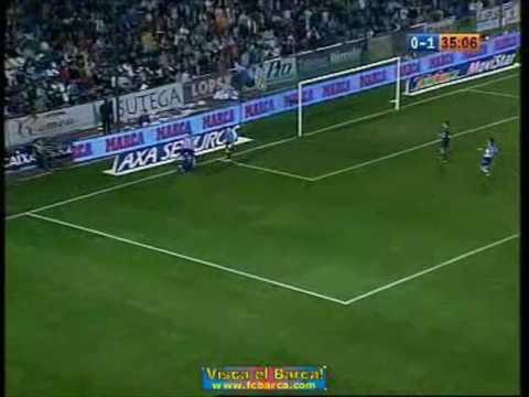 Gran defensa del Barça