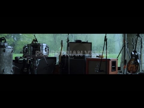 Frightened Rabbit - The Making of Pedestrian Verse [THE ALBUM - Part I]