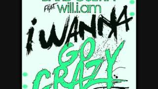 Thumbnail for David Guetta ft. Will.i.Am — I Wanna Go Crazy