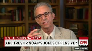 Jay Thomas weighs in on CNN Tonight with Don Lemon - Are Trevor Noah's Jokes Offensive?