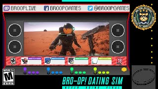 """It's date night! But will jGatzB and Miss Hyperbole survive to tell about it?Facebook: https://www.facebook.com/Bro.Op.GamesTwitch: http://www.twitch.tv/BroOpLiveTwitter: https://twitter.com/BroOpGamesMusic Credits:""""Mario's Beach"""" by Joey Grady (www.jagmusic.org)Bro-Op does not claim ownership or responsibility for any tracks sampled in its videos. Please support the original artists."""