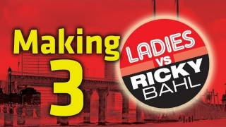 Making Of The Film  Part 3  Ladies Vs Ricky Bahl