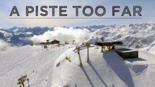 Kaltenbach Austria  city images : A Piste Too Far - Skiing 2016 in Kaltenbach Hoch Fugen - Austria