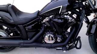 10. 2013 Yamaha Stryker Customized