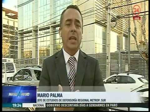 Entrevista Mario Palma - Canal 24 Horas - Parte 2