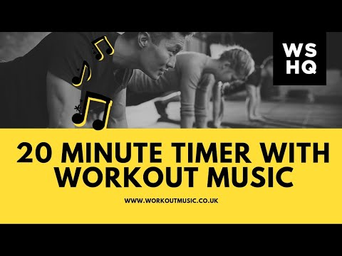 Video 20 Minute Countdown Timer With Workout Music download in MP3, 3GP, MP4, WEBM, AVI, FLV January 2017