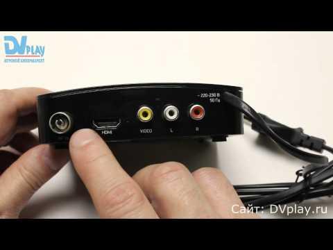 BBK SMP125HDT2 - обзор цифрового ресивера