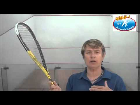 Help My Squash Game Show #24 with Barb Cooper