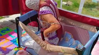 Erziehung adult baby F/M paddling