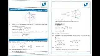 JEE-Circle Coordinate geometry YouTube video