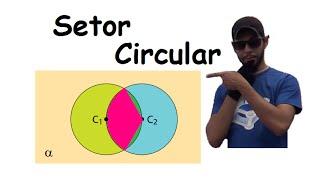 Na figura abaixo, estão representados dois círculos congruentes, de centros C1 e C2, pertencentes ao mesmo plano α... (Gabarito UERJ 2016) Inscreva-se: http:...