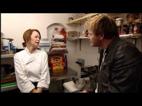 Visiting Morgan's a month later - Ramsay's Kitchen Nightmares