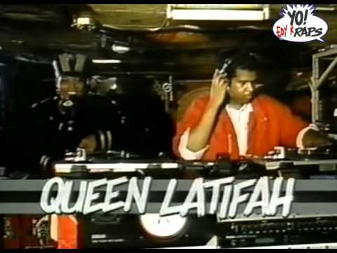 Queen Latifah & The 45 King – Freestyle @ Yo MTV Raps 1989 (HQ)