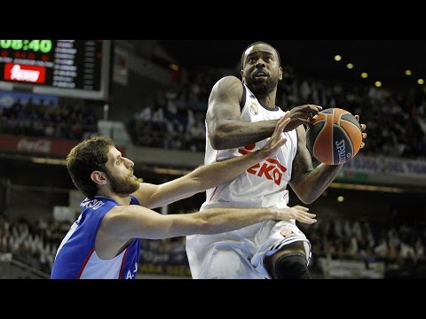 Highlights: Playoffs Game 1 vs. Real Madrid