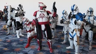 Star Wars Celebration Anaheim Day Two (Costume Contest, 501st Bash, Exclusives, & More Disneyland)