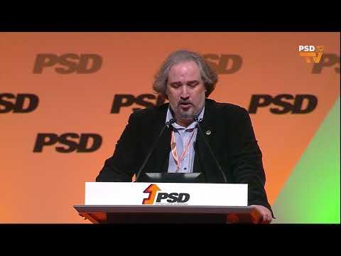 37º Congresso PSD - Intervenção de Arnaldo Costeira