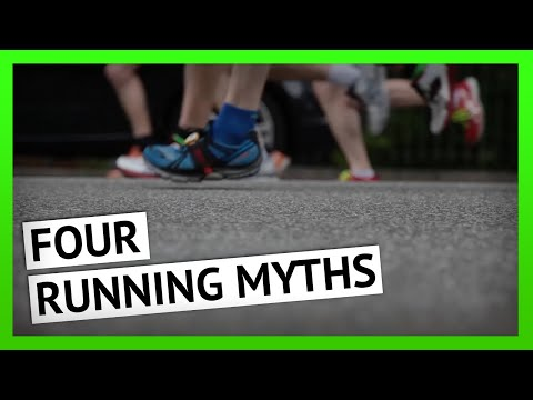 Running Is Bad For Your Knees & Other Training Myths [ep22]