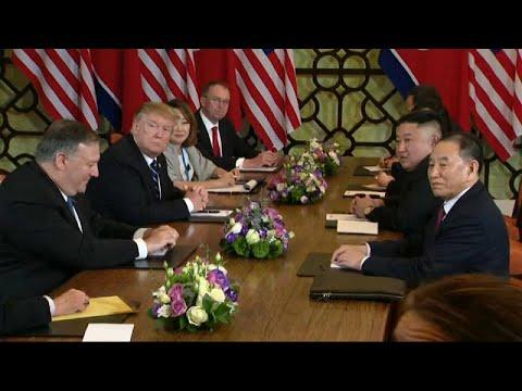 Σύνοδος ΗΠΑ – Β.Κορέας: Όταν ο Κιμ μίλησε στη Δύση