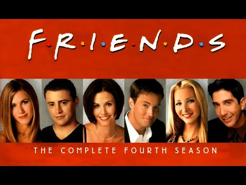 FRIENDS - SEASON 4 - Video No2
