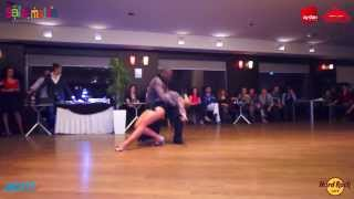 BRIAN LIBIER - MECHTELD STERK | SALSA SHOW | ISTANBUL DANCE FESTIVAL WARM-UP PARTY